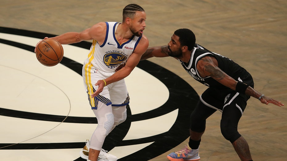 Kyrie Irving 'more skilled' than Stephen Curry, former Nets player says