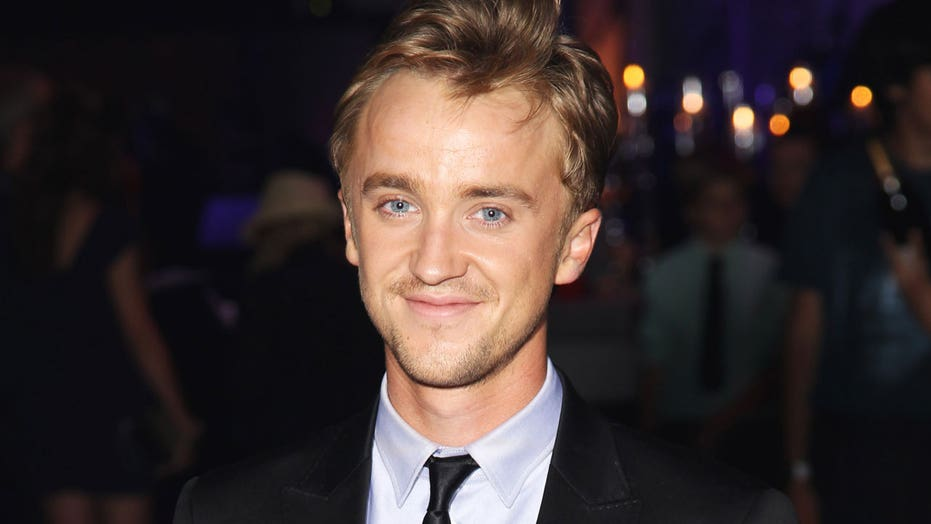 Tom Felton gives update on health after collapsing during golf tournament: 'I'm on the mend'