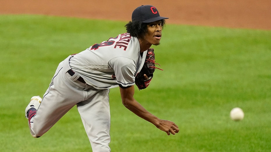 Indians' McKenzie shuts down Royals again in return from IL
