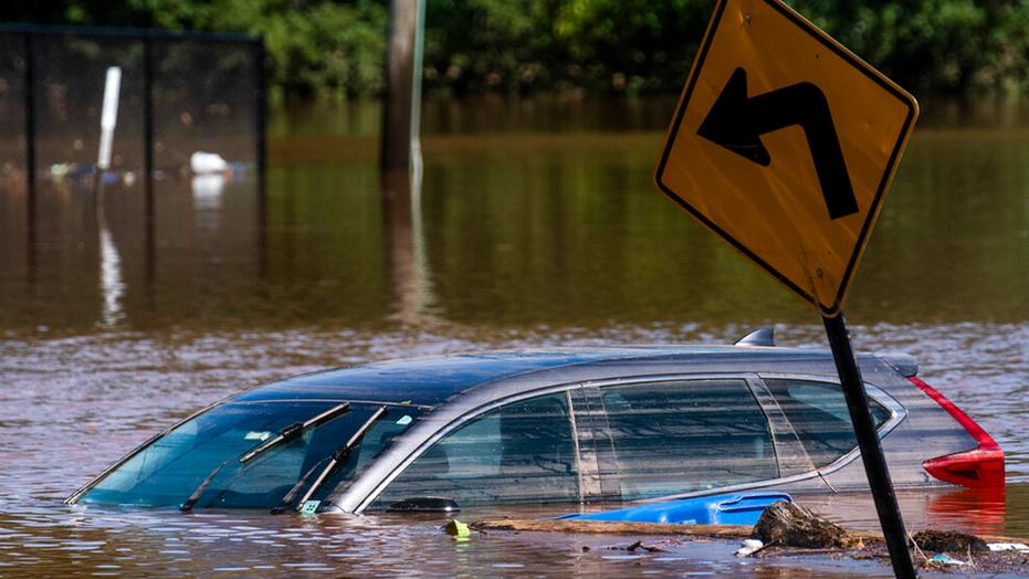 How to spot a flood-damaged used car