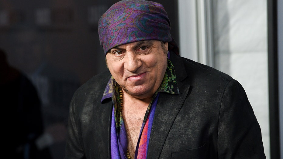 Steven Van Zandt talks 'Sopranos' role and how his time in the E Street Band prepared him to play Silvio