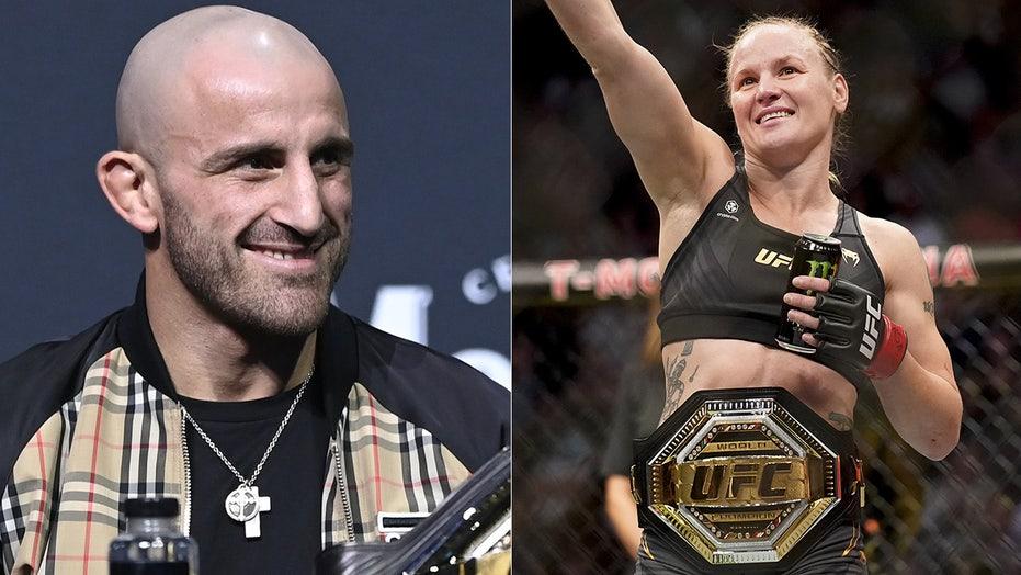 UFC 266: Alexander Volkanovski tops Brian Ortega in epic fight, Valentina Shevchenko retains via TKO