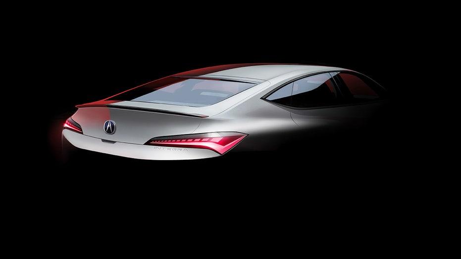 Sneak peek: Acura Integra returning as four-door liftback