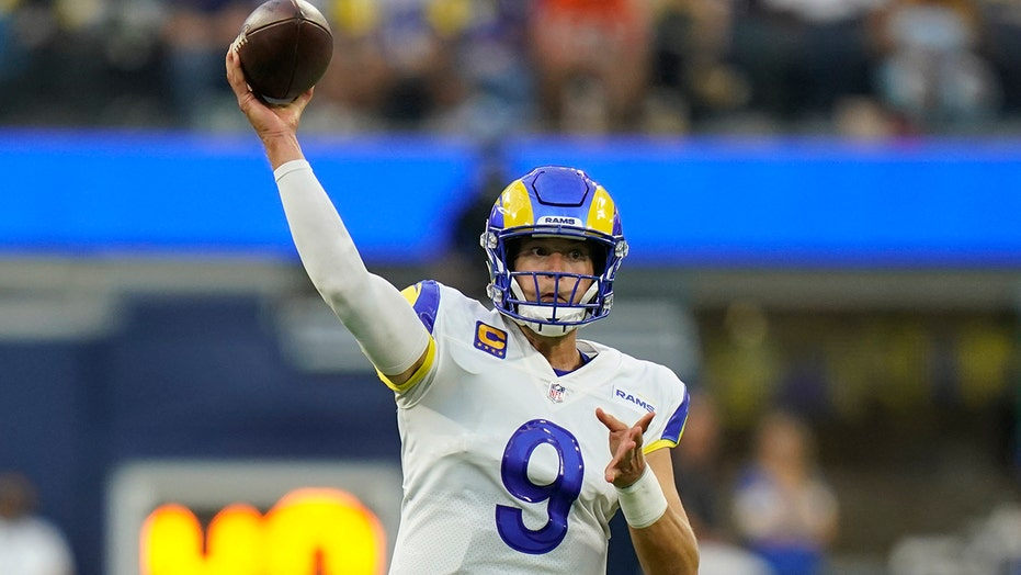 Matthew Stafford excited about 'awesome' Rams debut, win over Bears