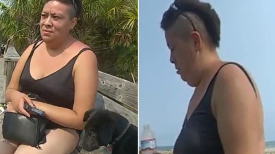 Georgia woman wanted after injured puppy thrown into ocean is euthanized