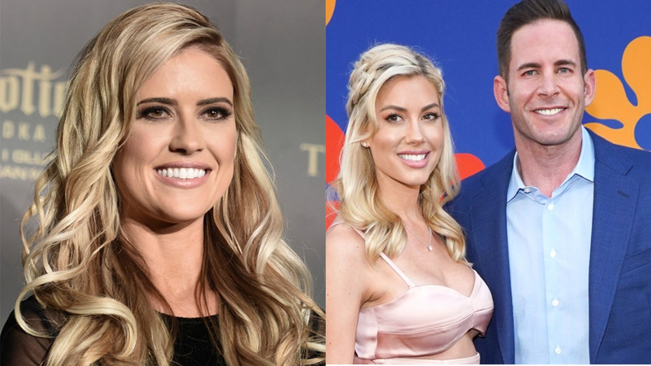 Tarek El Moussa, Heather Rae Young react to Christina Haack's engagement to Joshua Hall