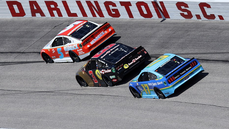 NASCAR drivers face unknowns at Darlington as playoffs begin