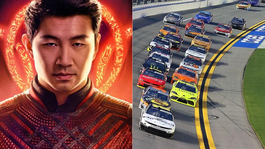 'Shang-Chi' made this major NASCAR mistake
