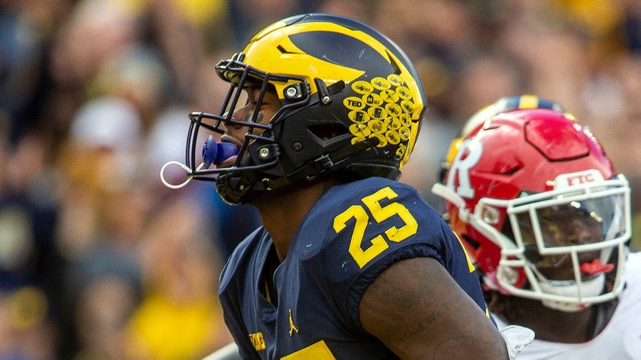 No. 19 Michigan holds off Rutgers for 20-13 victoria
