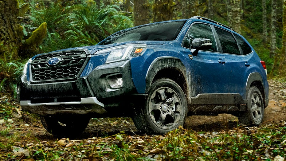 The Subaru Forester Wilderness was designed to go deep into the woods