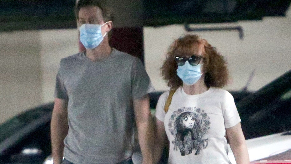 Kathy Griffin spotted in Los Angeles after updating fans about health amid cancer battle