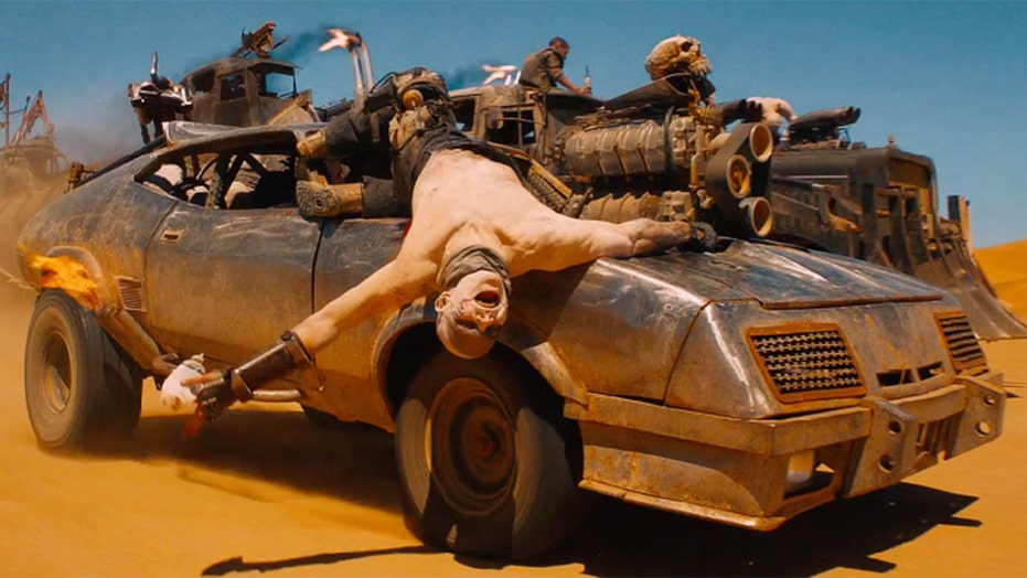 Director George Miller selling 13 vehicles from 'Mad Max: Fury Road'