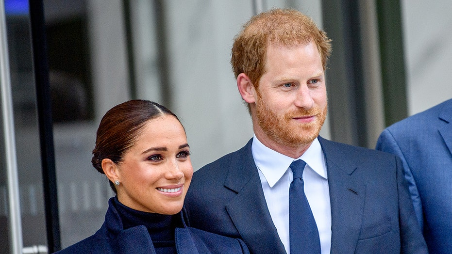 Go inside the famed New York hotel where Prince Harry and Meghan Markle are reportedly staying