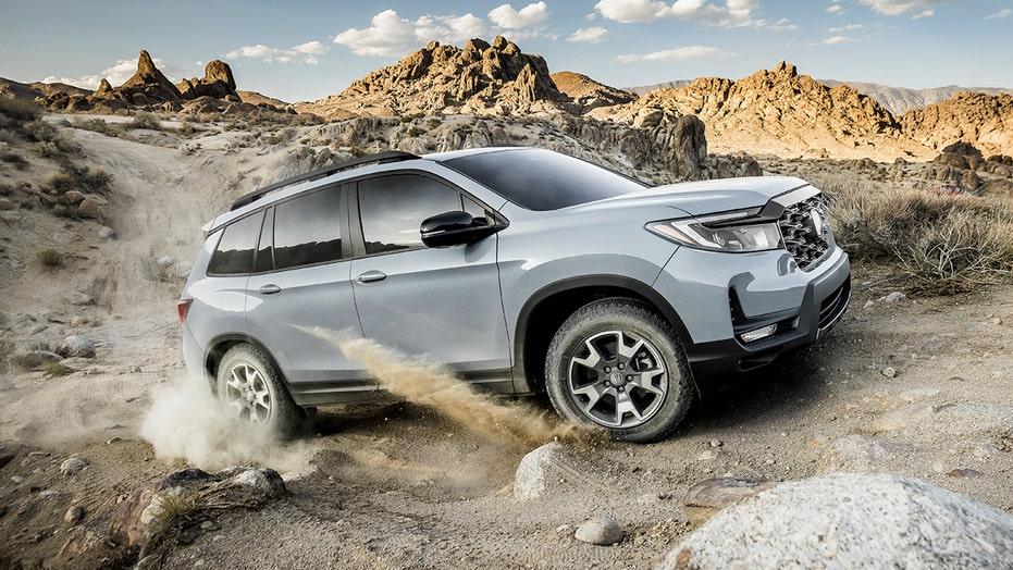 Test drive: 2021 Honda Ridgeline