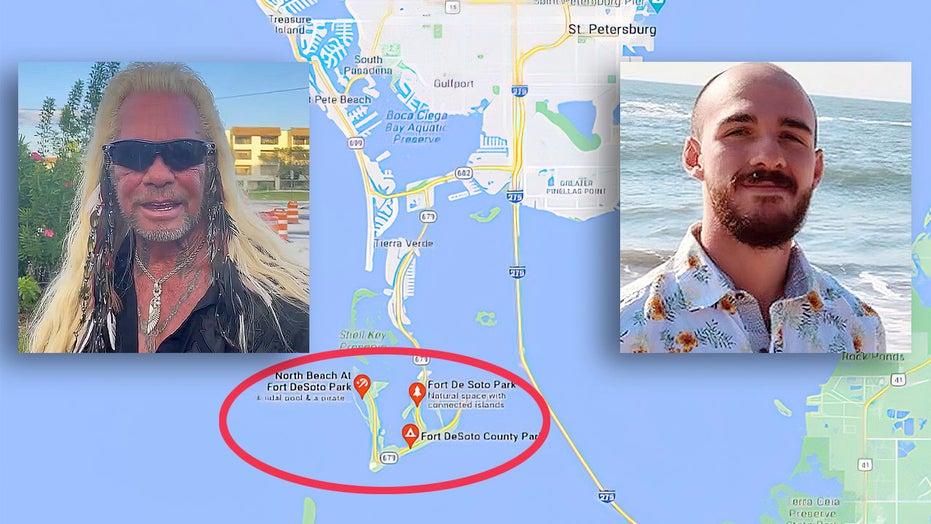 Brian Laundrie manhunt: Florida park surveillance footage part of FBI investigation