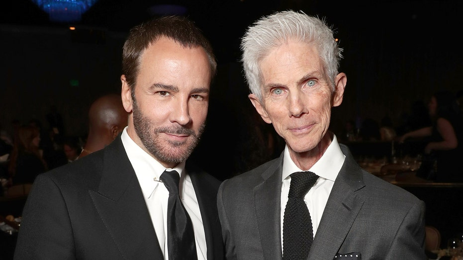 Richard Buckley, Tom Ford's husband and fashion editor, dead at 72