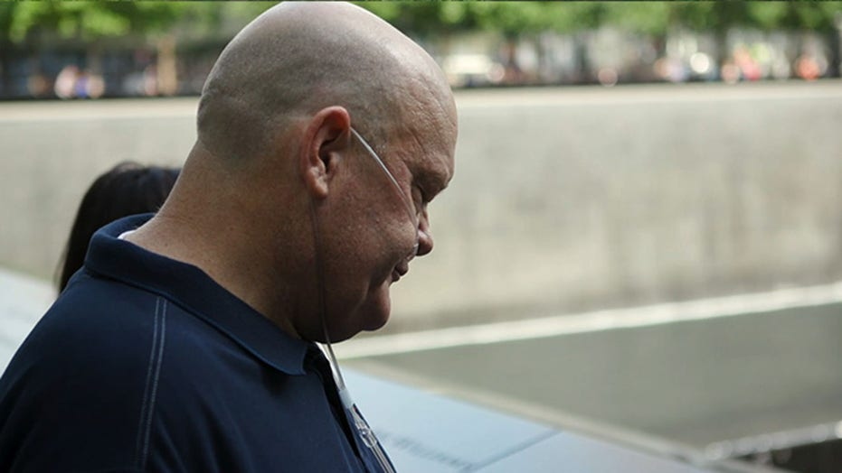 Former NYPD detective diagnosed with 9/11-related terminal illness speaks out