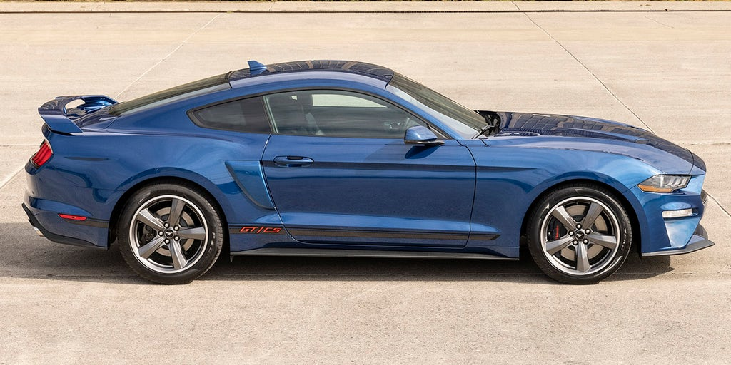 The 2022 Ford Mustang is losing a few ponies due to emissions rules