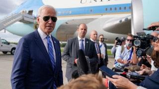 Double-digit nosedive in poll numbers reveals key weakness in Biden's agenda