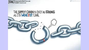 Political cartoon of the day: Breaking point