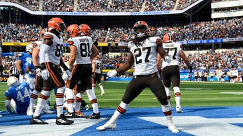 Browns make NFL history with offensive onslaught, loss to Chargers