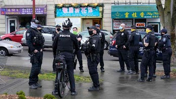 Seattle police officers face vaccine mandate deadline, as 'costly litigation' next step for defunded force