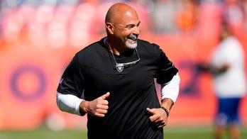 Raiders begin post-Jon Gruden era with 34-24 win at Denver