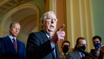 McConnell jabs at Trump saying 2022 midterms shouldn't be 'rehash' of 2020 election