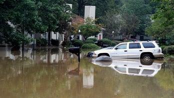 Alabama floods leave 4 dead, some communities under water