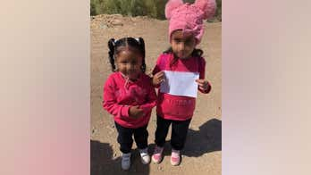 Border Patrol finds two sisters, 4 and 6, alone near border in Yuma sector