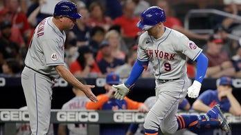 Nimmo 2 HRs, leads Megill, Mets over Braves 4-3
