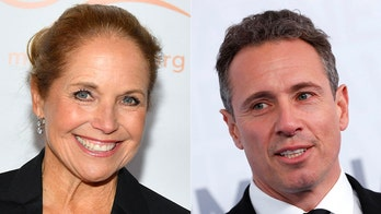 Katie Couric roasts CNN for allowing Chris Cuomo to 'yuk it up' with brother during pandemic