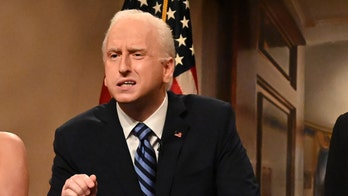 'SNL' cold open shows Joe meeting 'ghost of Biden past' as problems mount, poll numbers drop