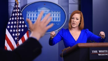 Psaki acknowledges Biden and pope on different page on abortion, tangles with reporter