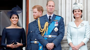 Prince William 'obviously had an influence in' Meghan Markle, Prince Harry's royal exit, author claims