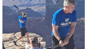 National Park Service contacts man seen hitting baseball into Grand Canyon
