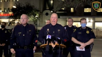 Houston deputy killed, 2 more injured in ambush attack: 'Shot from behind'