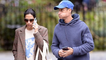Huma Abedin and Anthony Weiner spotted together in rare photos strolling in NYC ahead of book release