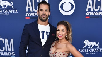 Jessie James Decker, Eric Decker pack on the PDA during beach day: 'Make out buddy'