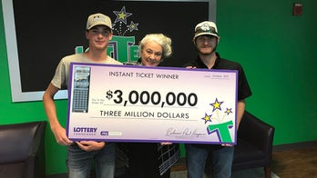Tennessee teen friends win $3 million on $30 scratch-off lottery ticket