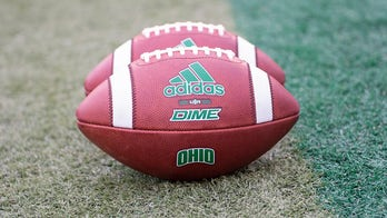 Ohio's Armani Rogers ties NCAA record with long touchdown run