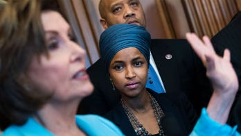 Ilhan Omar says Democrats who won't nix filibuster 'are killing our democracy'