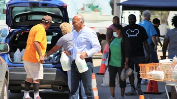Hurricane Ida recovery: Louisiana church holds daily drive-thru for disaster relief supplies