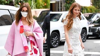 Melinda Gates and Jennifer Gates all smiles ahead of lavish weekend wedding