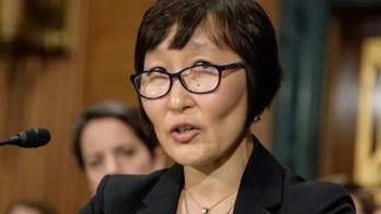 Biden bank regulator Saule Omarova's nomination in jeopardy as she faces trouble in Banking Committee