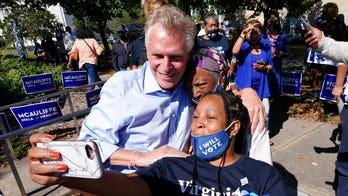 In dead-even Virginia governor's race, McAuliffe battles Democrats' enthusiasm gap