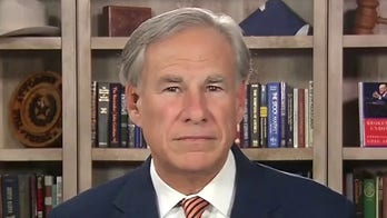 Texas Gov. Abbott argues Biden 'completely abandoned' everyone who lives on the border