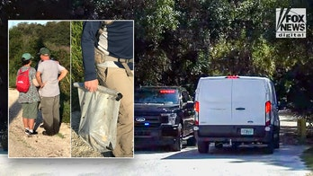 Brian Laundrie search: Human remains found near fugitive's belongings in Florida park