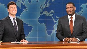 'SNL' mocks Joe Biden's approval rating, Donald Trump's social media network in 'Weekend Update'