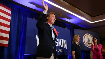 Glenn Youngkin vows to ban critical race theory if elected Virginia governor